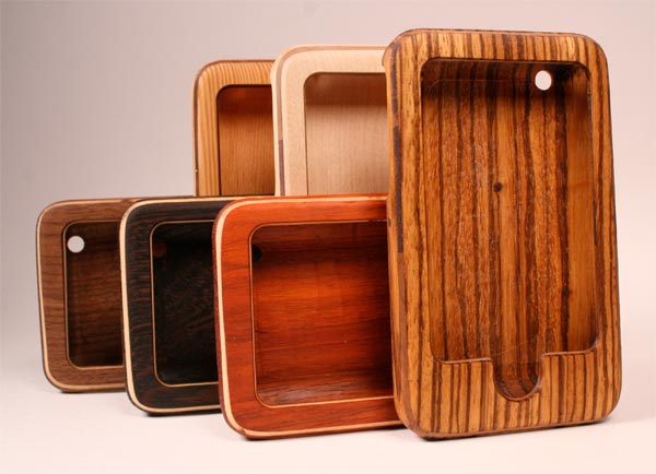 Substrata Wooden iPhone Cases