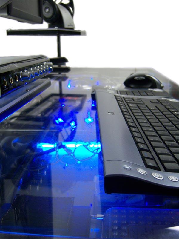 The Desk PC Case Mod