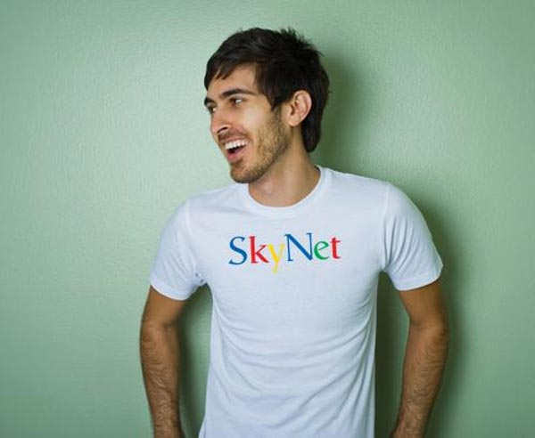 The SkyNet T-Shirt