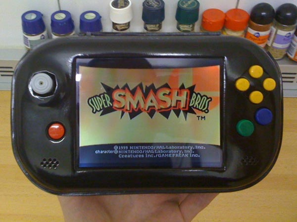 The World's Smallest N64 Mini Mod