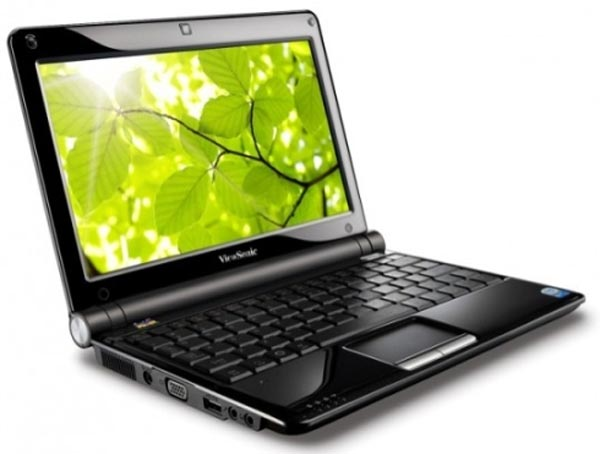 Viewsonic VNB102 Netbook