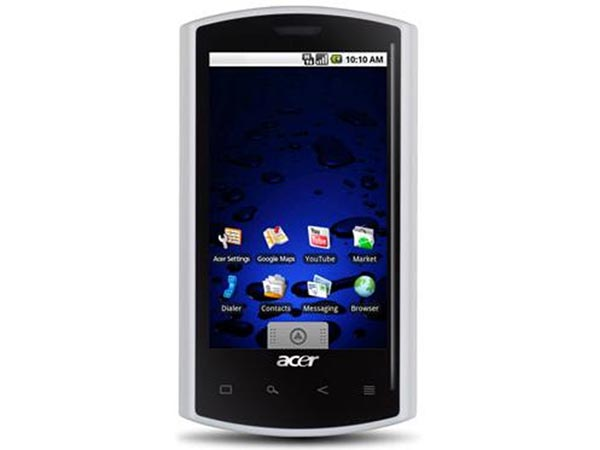 Acer Liquid A1 Now Available In The UK