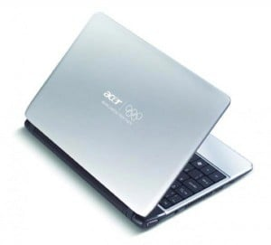 Acer Special Edition Olympics Notebook