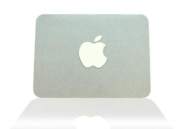 Apple MacBook Christmas Card