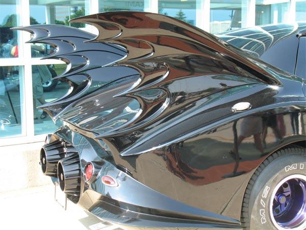 The Batmobile Limo