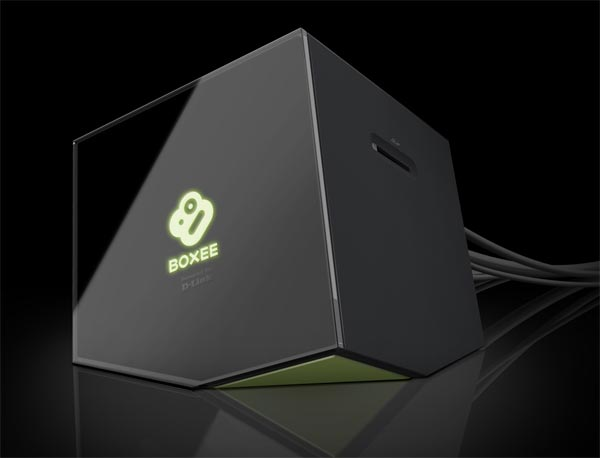 Boxee Shows Off Boxee Box