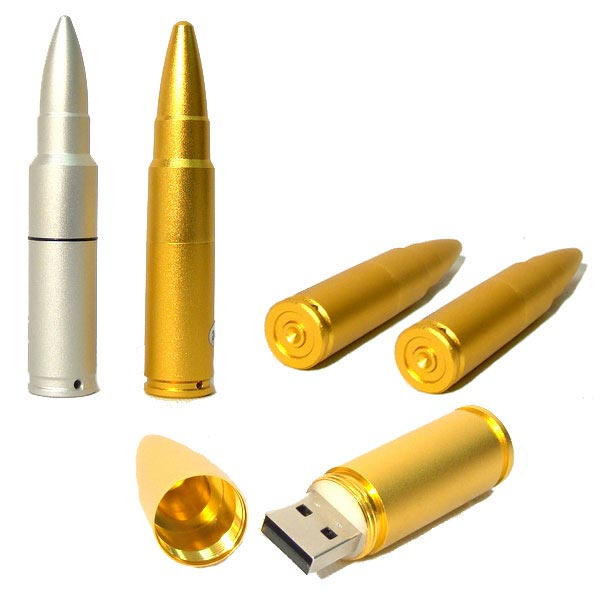 10 Object Designs Inspired By A Bullet 1 Design Per Day