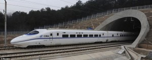 China's Ultra Fast New Train