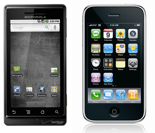 Motorola Droid Beats iPhone In Time's Top 10 Gadgets Of 2009