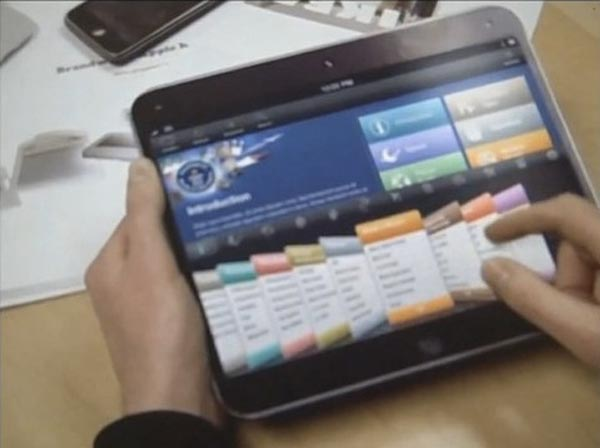 Fake Apple Tablet