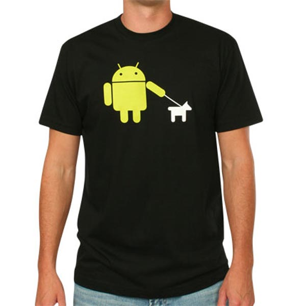 Google Android T-Shirts