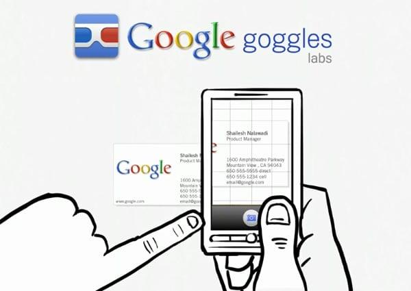Google Launches Google Goggles