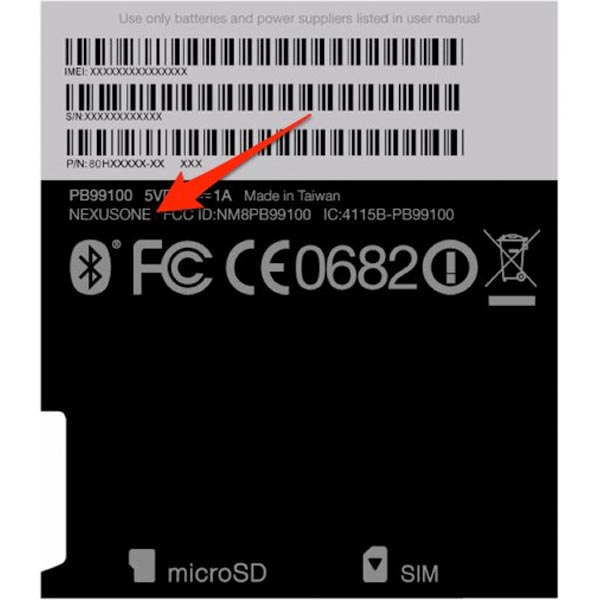 Google Nexus One Passes The FCC