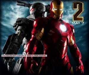 Iron Man 2 Trailer