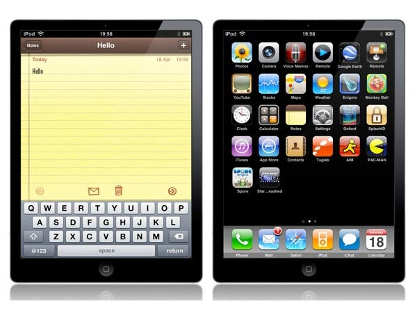 Will The Apple Tablet Be Called The iSlate?