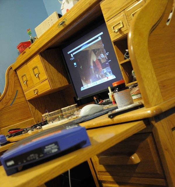 The Linksys MacBook Mod