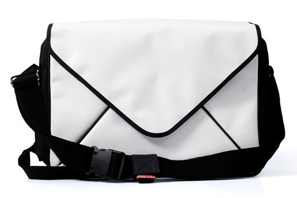 The Message Messenger Bag