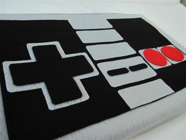 NES Controller Laptop Case