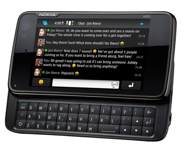 Nokia Releasing Just One Maemo Smartphone In 2010