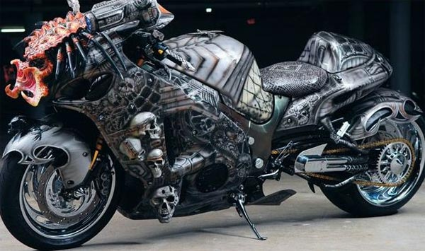 The Predator Motorcycle