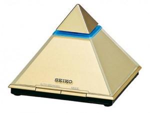 The Pyramid Talk Clock