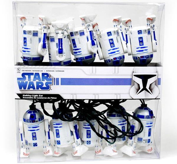 R2-D2 Christmas Lights