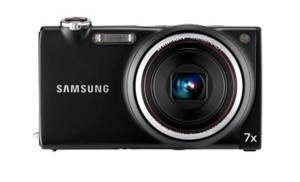 Samsung CL80 Compact Digital Camera