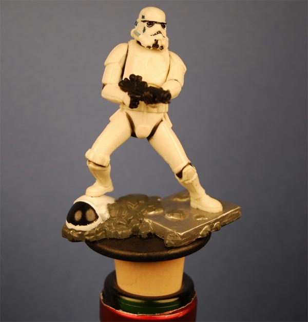 Star Wars Wine Stoppers