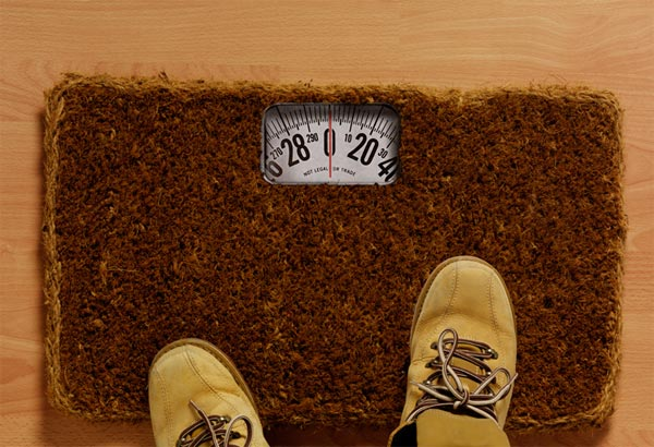 The Doormat Scales