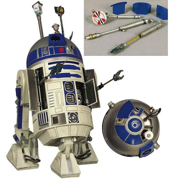 The Ultimate R2-D2 Statue