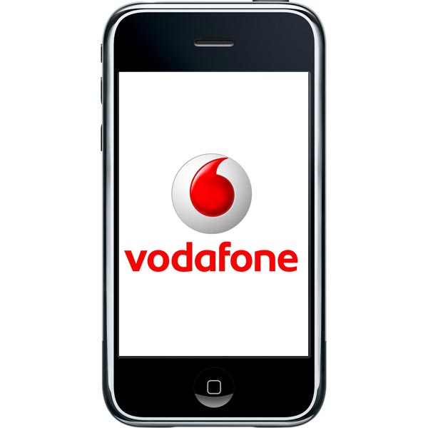 Vodafone Iphone  Uk