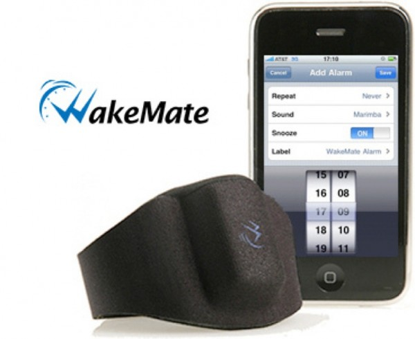 WakeMate iPhone Accessory