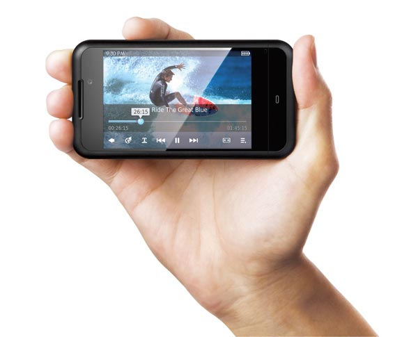 Zii Trinity 3.5G Android Mobile Phone