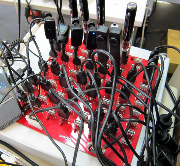 The 80 Port USB Hub