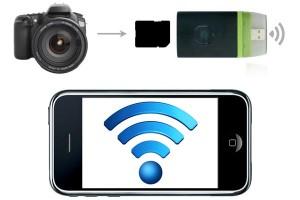 AirStash Wireless Flash Drive