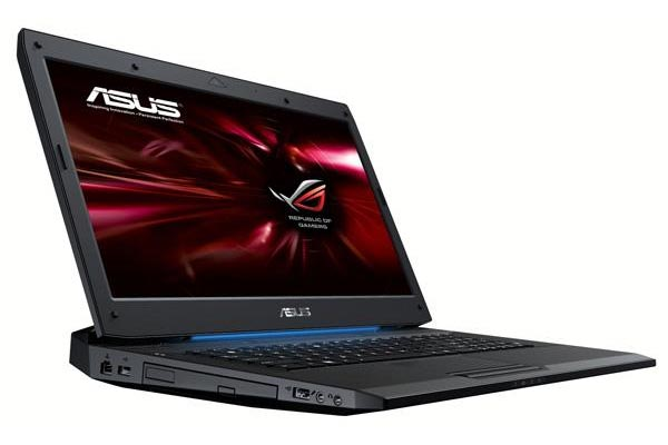 Asus ROG G73jh Gaming Notebook