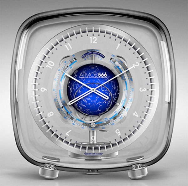 Atmos 566 Clock
