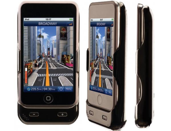 Dual Electronics XGPS300 iPod Touch GPS Cradle