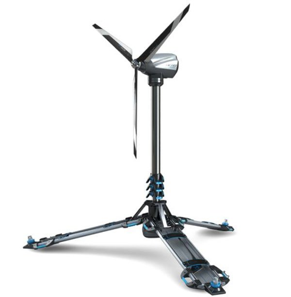 Eolic Foldable Wind Powered Generator