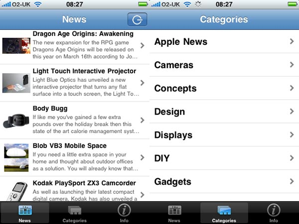 Reminder - Download Our Free Geeky Gadgets iPhone App