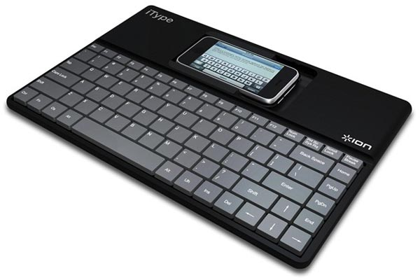 ION iType Full Size iPhone Keyboard Accessory