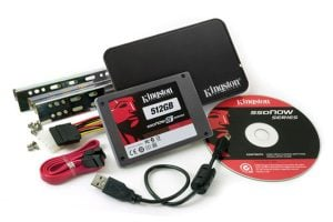 Kingston 512GB SSDNow V+ SSD