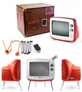LG Serie 1 Retro TV
