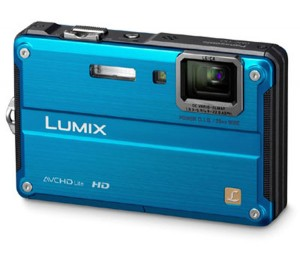 Panasonic Lumix TS2 Rugged Compact Digital Camera
