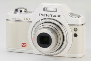 Pentax Optio I-10 Compact Digital Camera