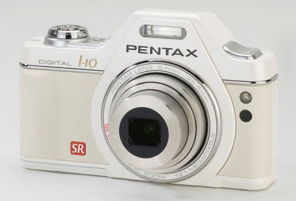 Pentax Optio I-10 Compact=
