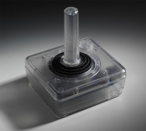 Retro Thing Clear Classic Joystick