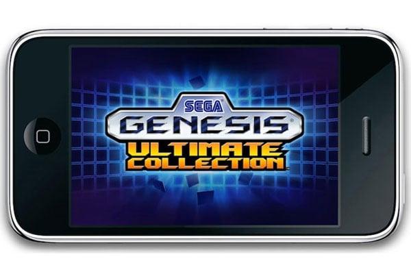 Sega Genesis Ultimate Collection iPhone App