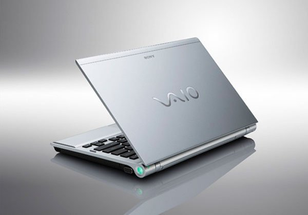 Sony Vaio Z Series Ultraportable Notebooks