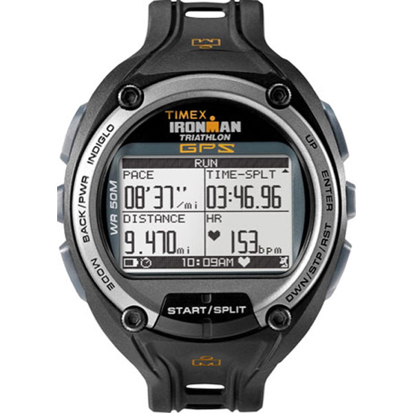 Timex GPS-equipped Ironman Global Trainer Wristwatch